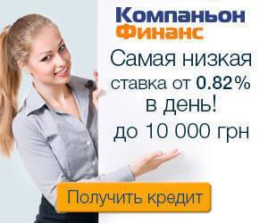 Взяти гроші в кредит терміново на карту
