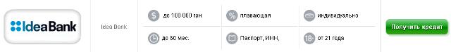 взять кредитку в україні без справок