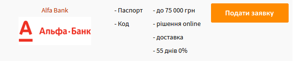 Цілодобовий онлайн кредит в Києві без довідки про доходи